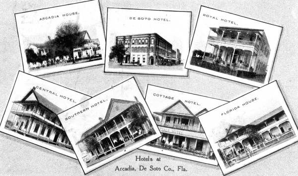 Arcadia Florida Hotels The House Southern Cottage Floyd And