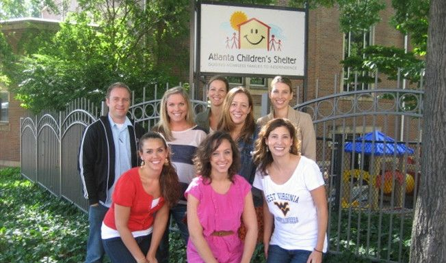 Volunteering At The Atlanta Children S Shelter Homeless Children Atlanta Childrens