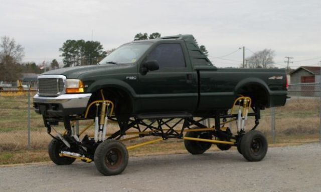 Funny Pickup Truck Google Search With Images Monster Trucks
