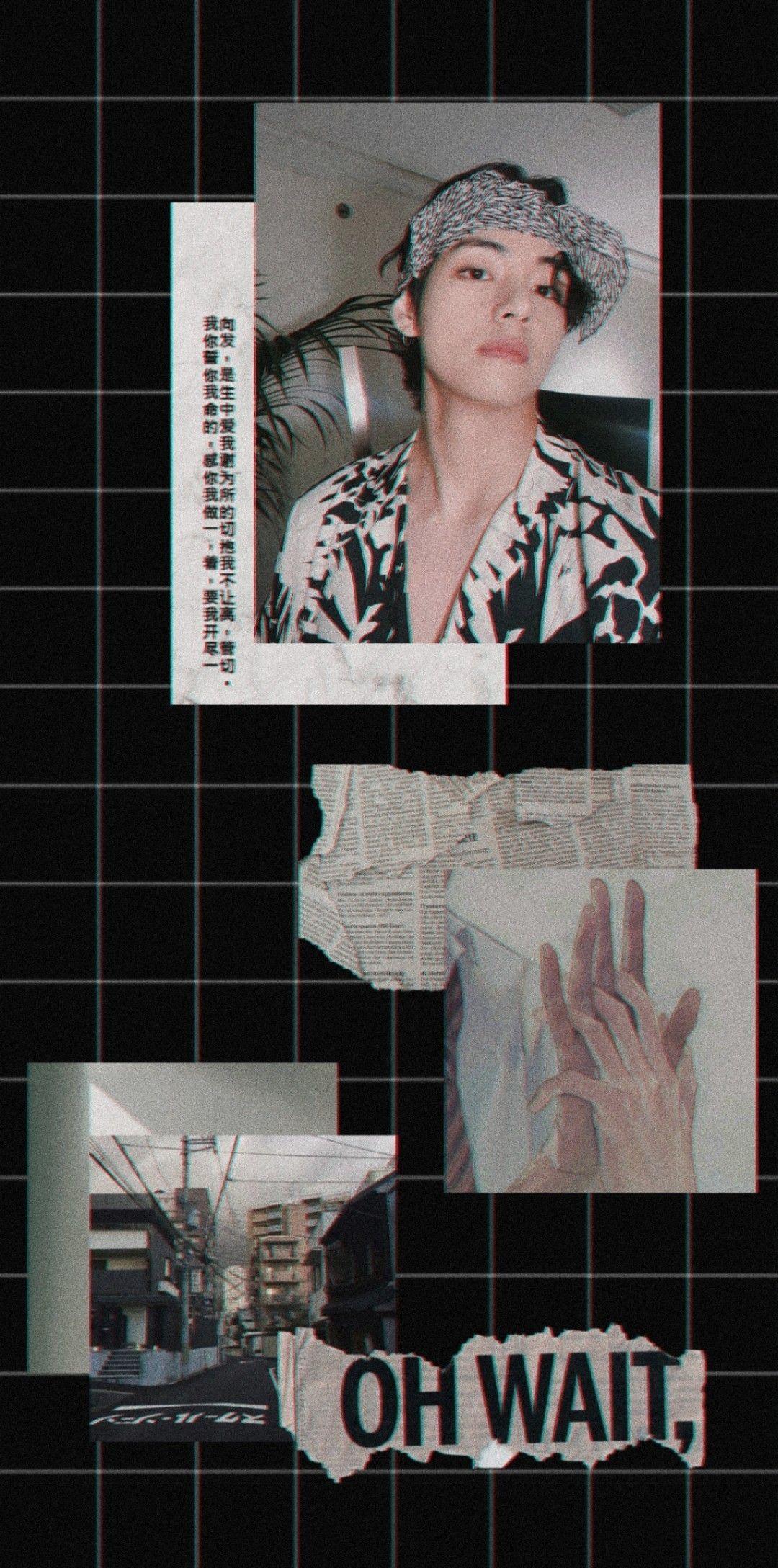 Taehyung Aesthetic Wallpaper Kim Taehyung Wallpaper Bts Laptop Wallpaper Wallpaper Wa Wallpaper wa bts v