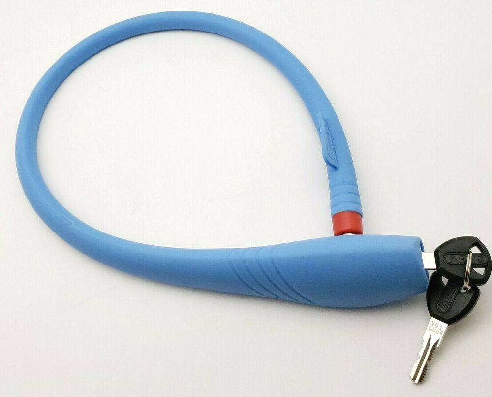 Abus Cable Ugrip Lock For Bicycles 560 65cm Blue Abus