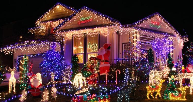 Best Solar Christmas Lights Reviews Outside House Christmas Lights Best Christmas Lights Christmas Lights Outside Solar Christmas Lights