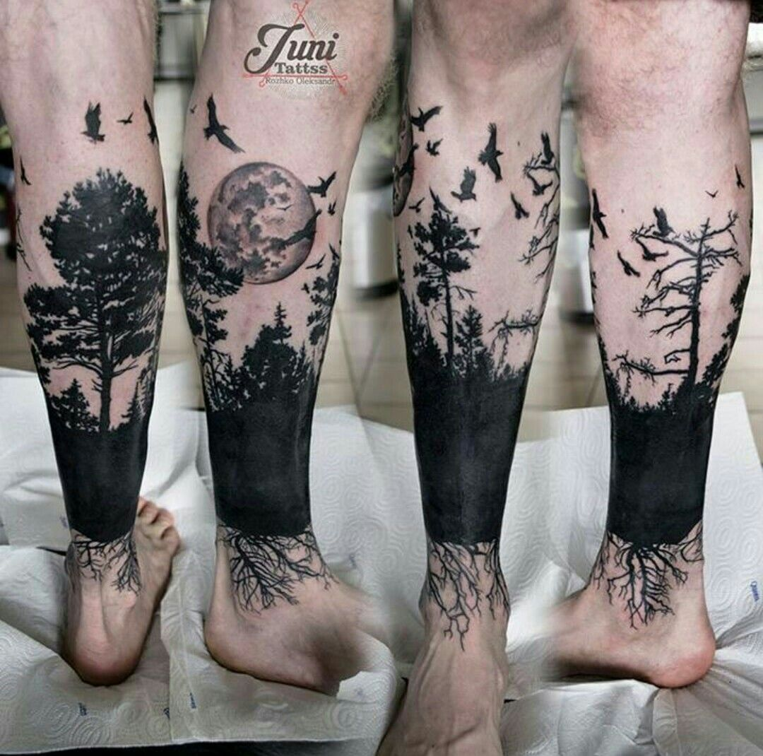 Pin De Bryan Amado En Mio Tatuajes Forestales Tatuajes Vikingos