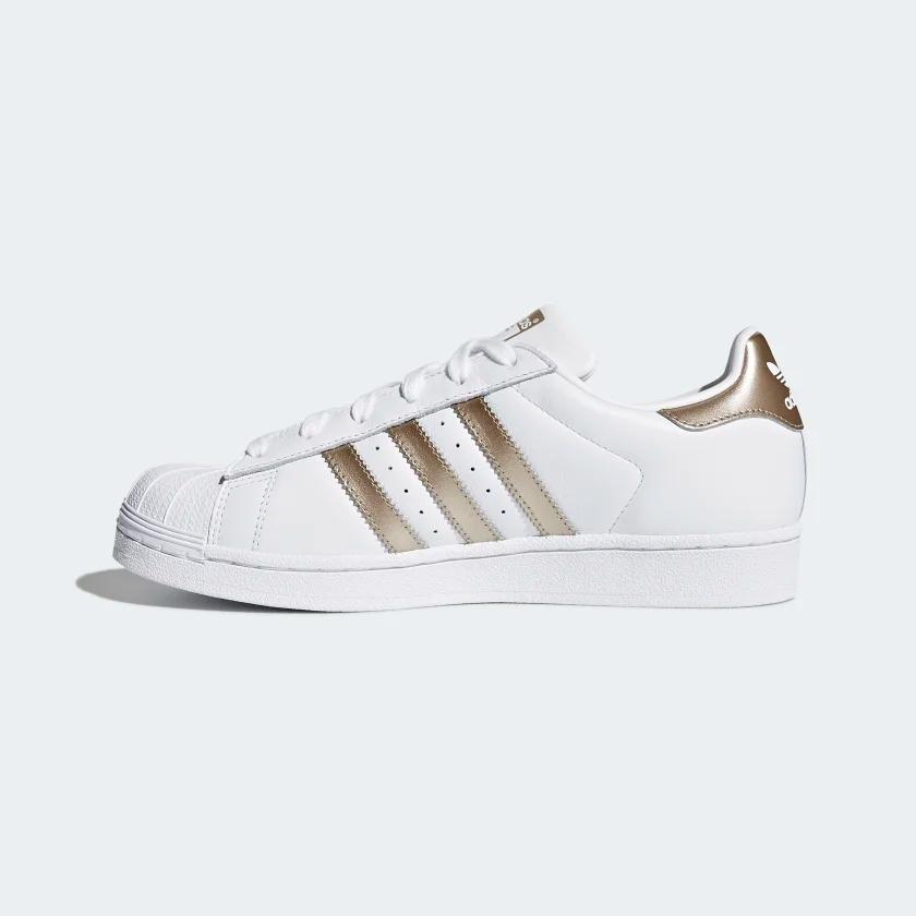 Sapatos Superstar Ftwr White Cyber Metallic Ftwr White