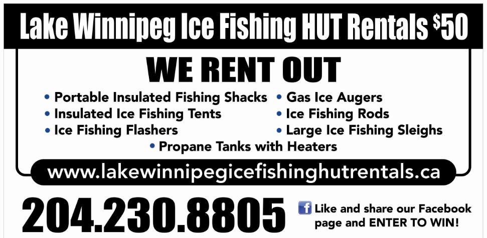Home Ice Fishing Shack Ice Fishing Huts Lake Winnipeg