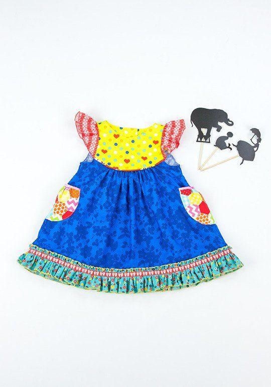 Heart Is Full Flutter Dress (RV $72)