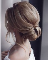 Tony Stylist Long Wedding Hairstyles and Updos #Bodas #Peinados …