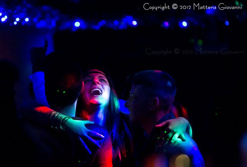 Ischia di notte - foto Ecstasy club