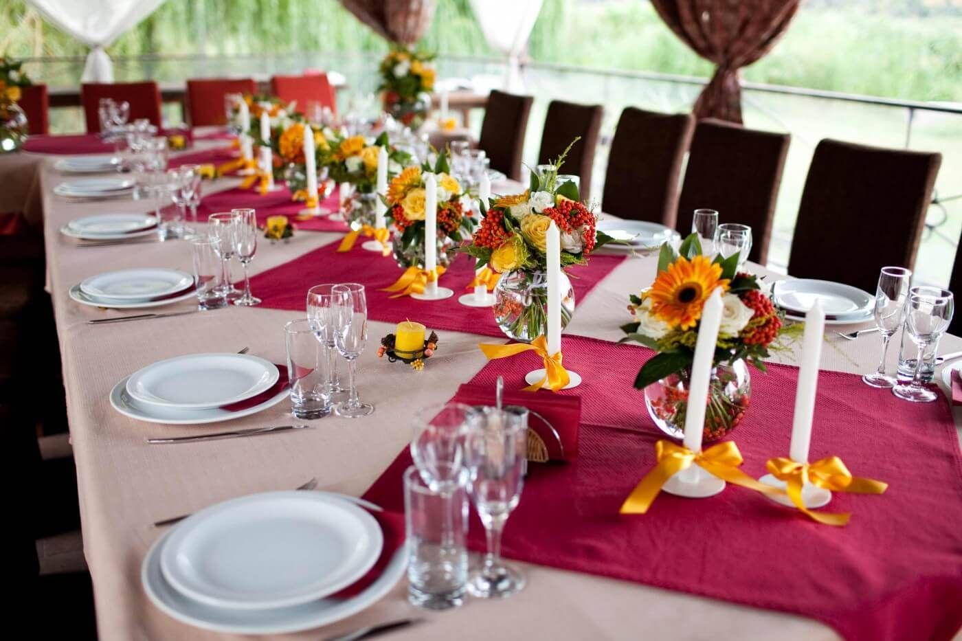 Ideen Fur Tischdeko Zur Hochzeit Bildergalerie Wedding