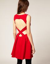Backless dress-warehouse backless cross back prom dress #EasyNip