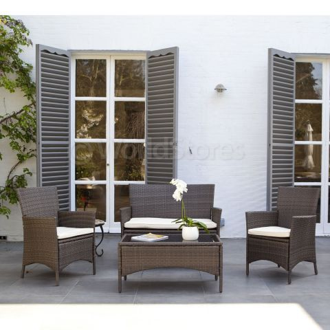 Capri Lounge Set - GardenFurnitureWorld | Our House, in the middle ...