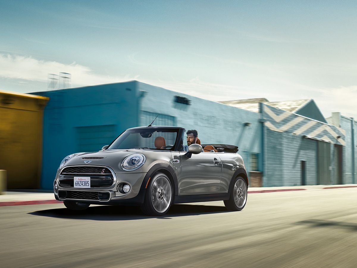 Stay Open To The Power Of A Mini Twinpower Turbo Engine And Stay