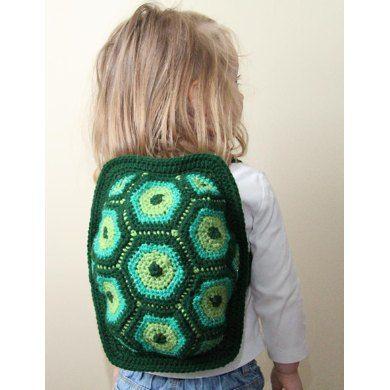 Little Turtle Backpack Backpacks Turtle And Yarns