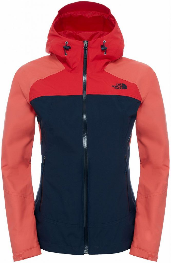 The #North #Face #Damen #The #North #Face #Regenjacke
