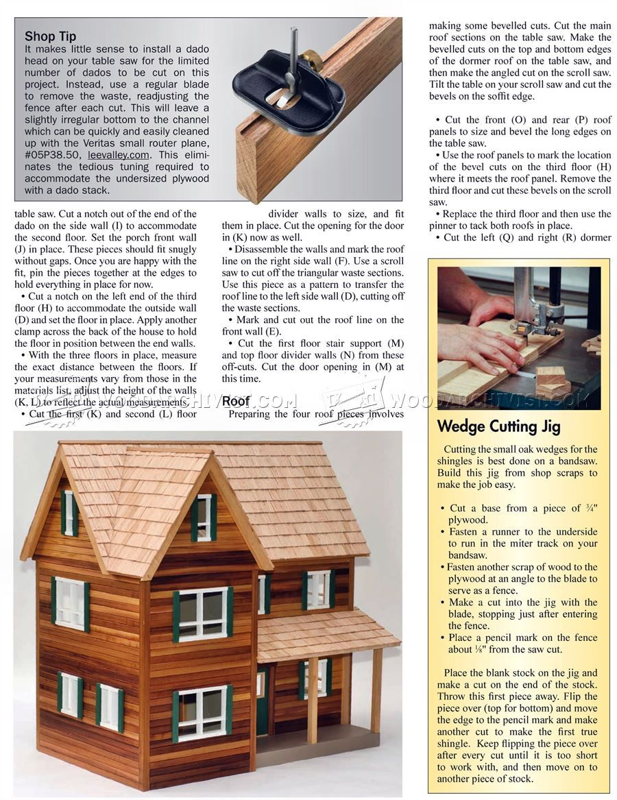 doll house plans - wooden toy plans | diy | doll house plans
