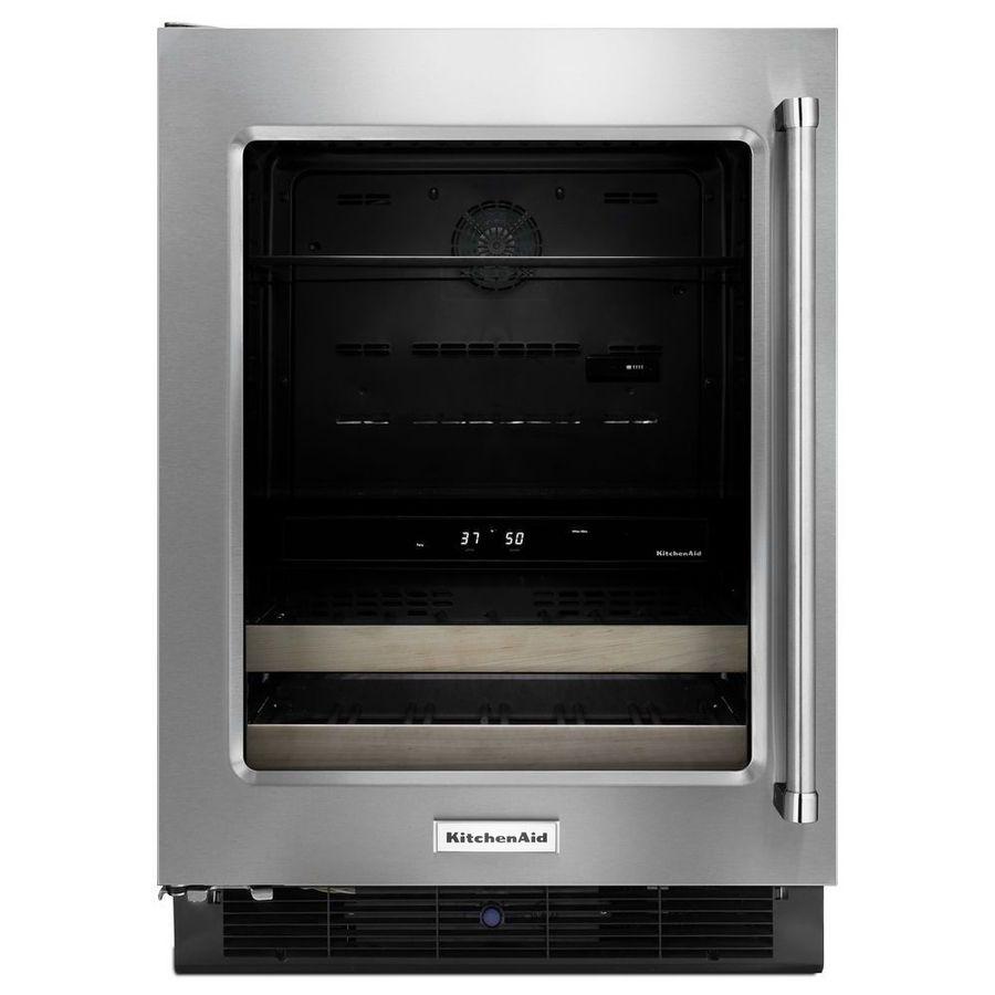 Kitchenaid 48cu ft stainless steel builtinfreestanding