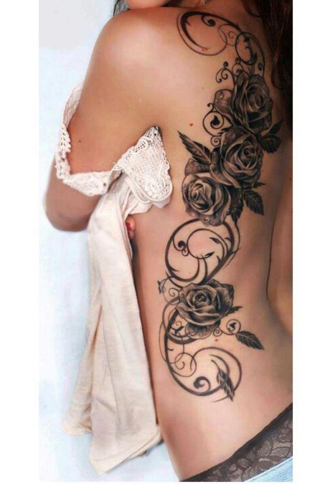 Szukasz Ciekawego Wzoru Tatuażu Na Plecy Zajrzyjcie Do