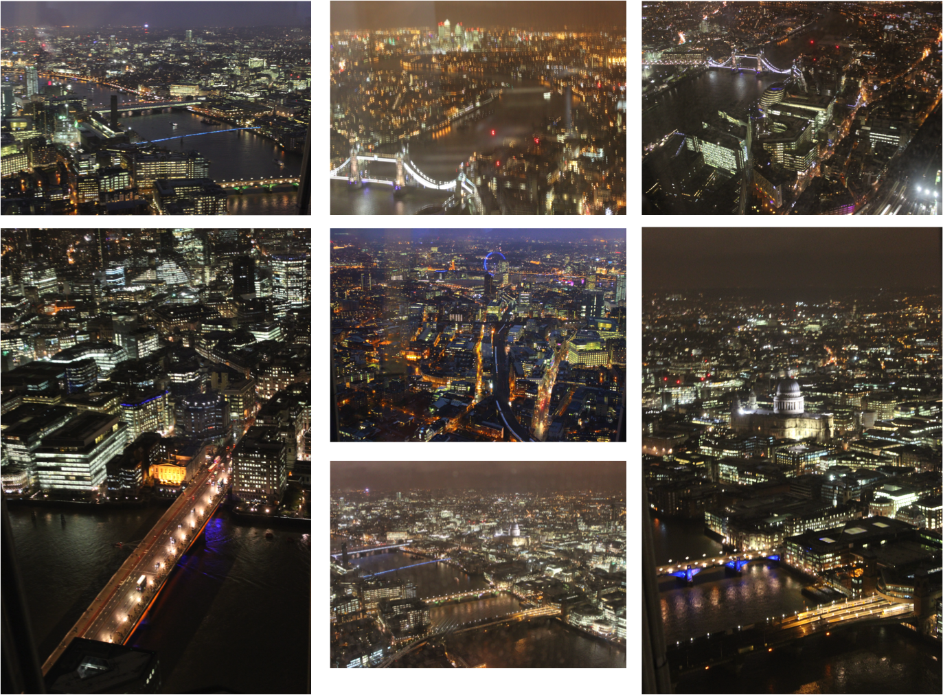 View from The Shard, London  CharleyKS | Fashion, Fitness, Beauty