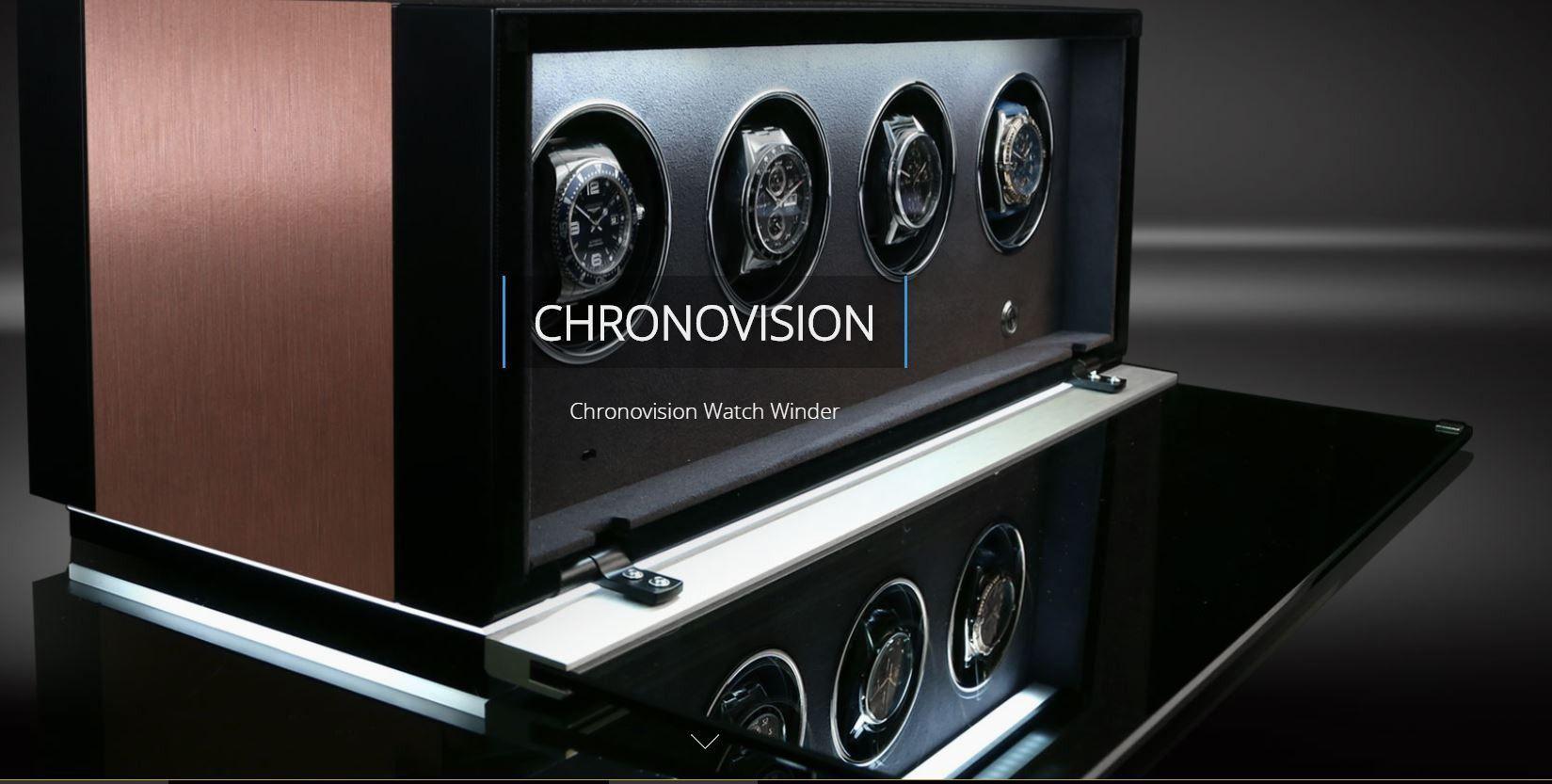 Chronovision Ambiance 12 Carbon / Black High Gloss