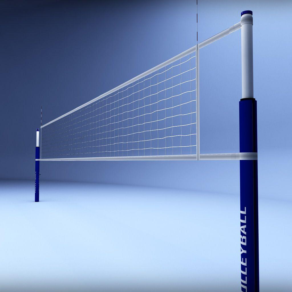 Volleyball Net Low Poly Volleyball Net Low Poly 3d Models Poly