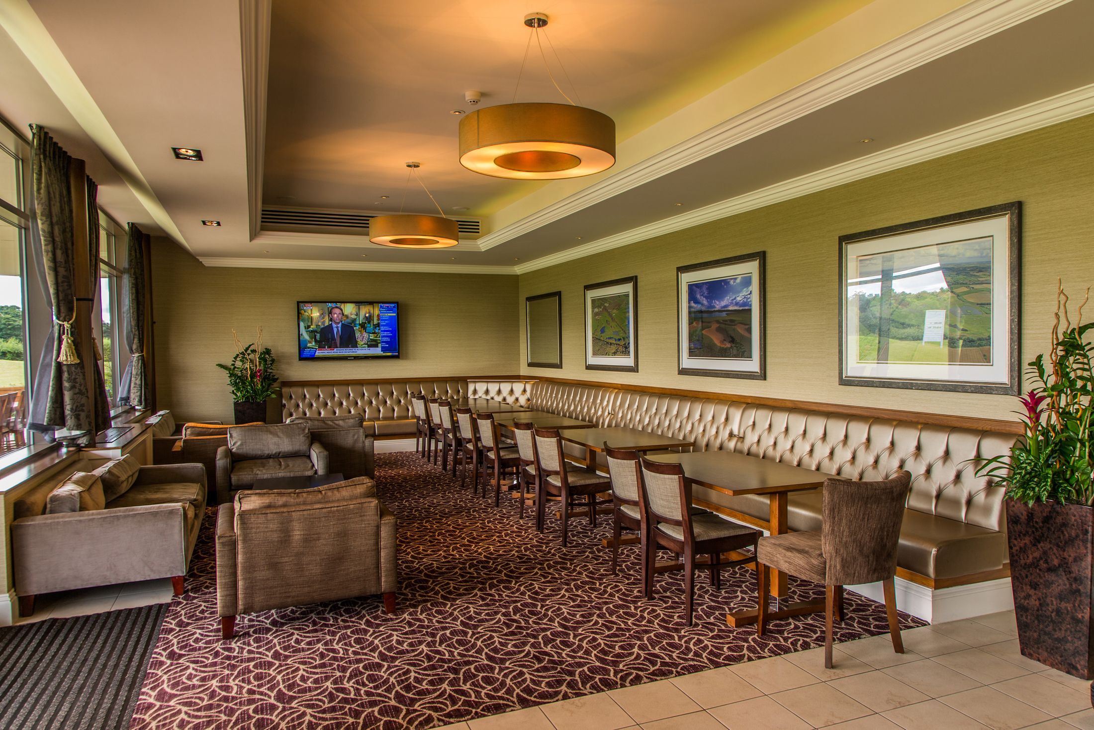 The Spike Bar located in The Clubhouse