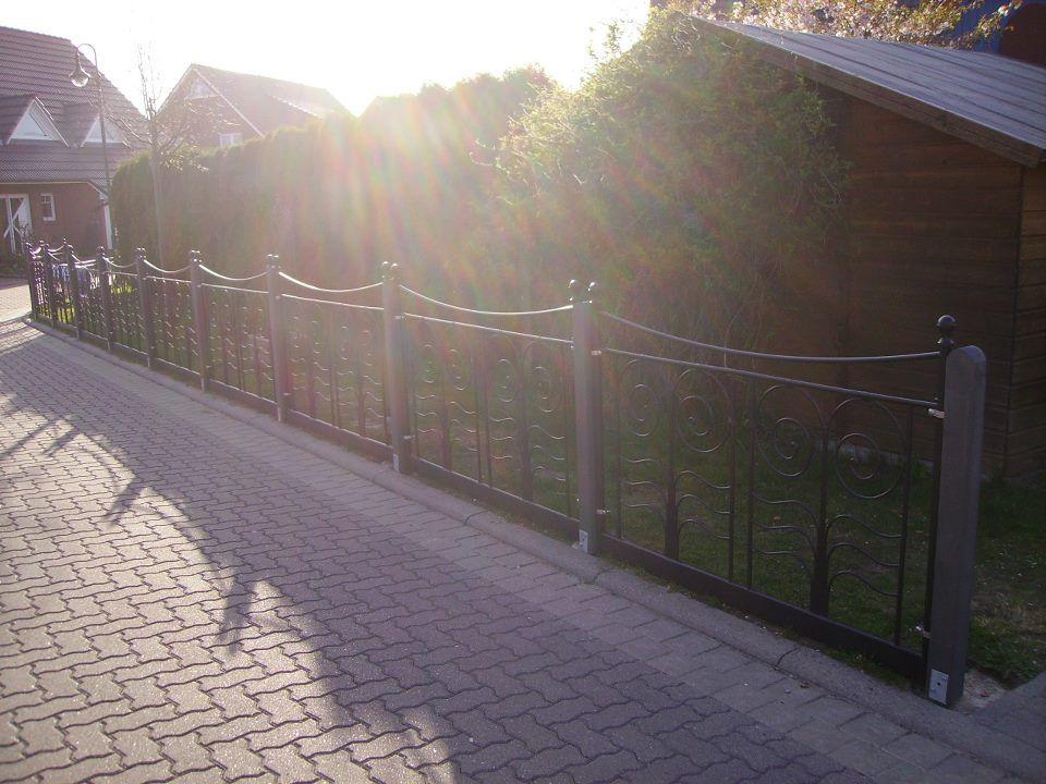 Ikea Noresund From The Bed To The Fence Garten Gartenzaun Und Zaun