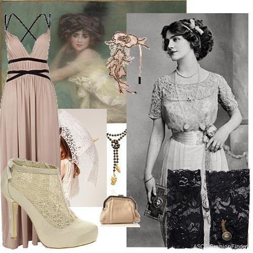 Du contemporain pour un style belle poque dress code for Code vestimentaire pour un mariage formel