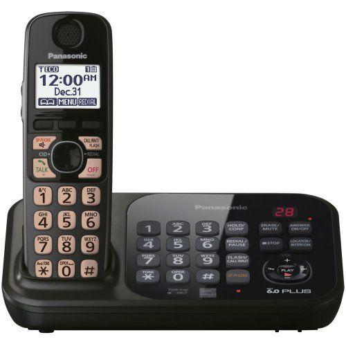 Panasonic KX-TGL433B Phone with Digital Answering System