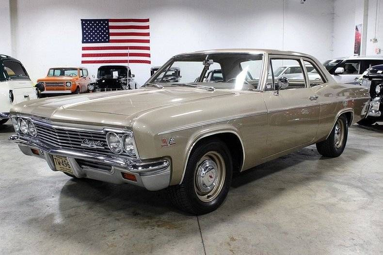 1966 Chevrolet Bel Air Coupe Chevrolet Bel Air Bel Air Chevrolet