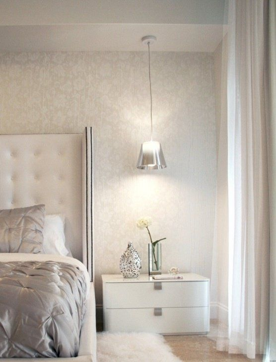 30 Outstanding Hanging Bedside Lights Ideas & 30 Outstanding Hanging Bedside Lights Ideas | Lights Bedrooms and ...