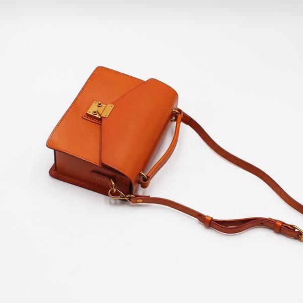 vintage Handmade Leather Crossbody Shoulder Bags Purses Accessories Women  brown 9fbe7896dca16