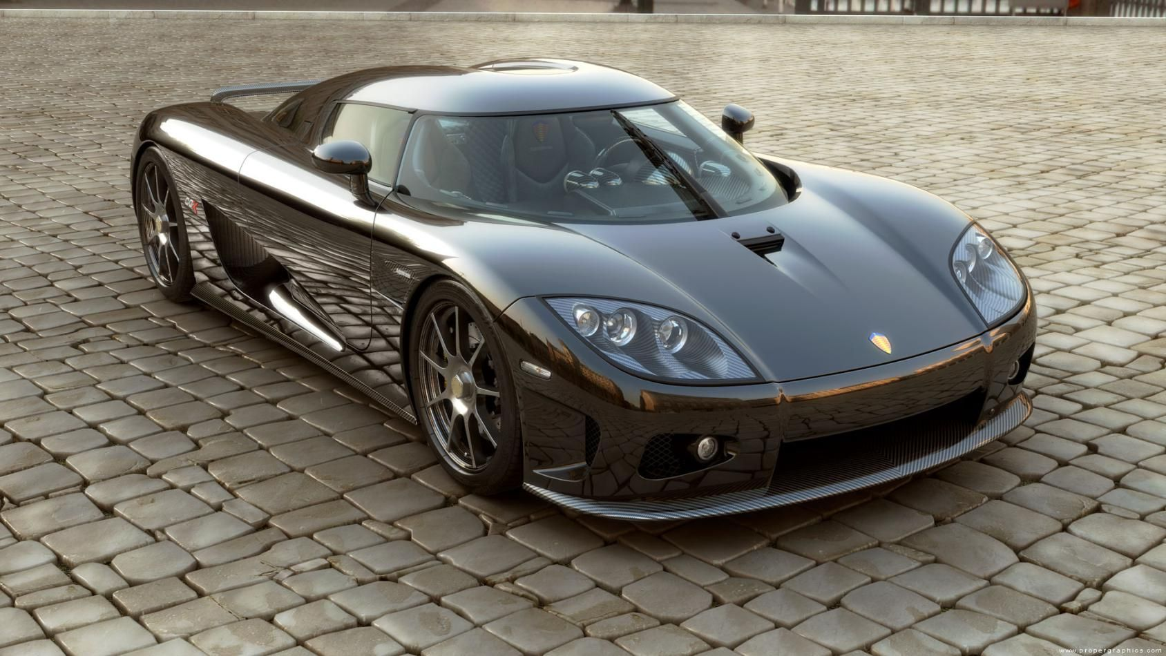 Review Koenigsegg Ccx