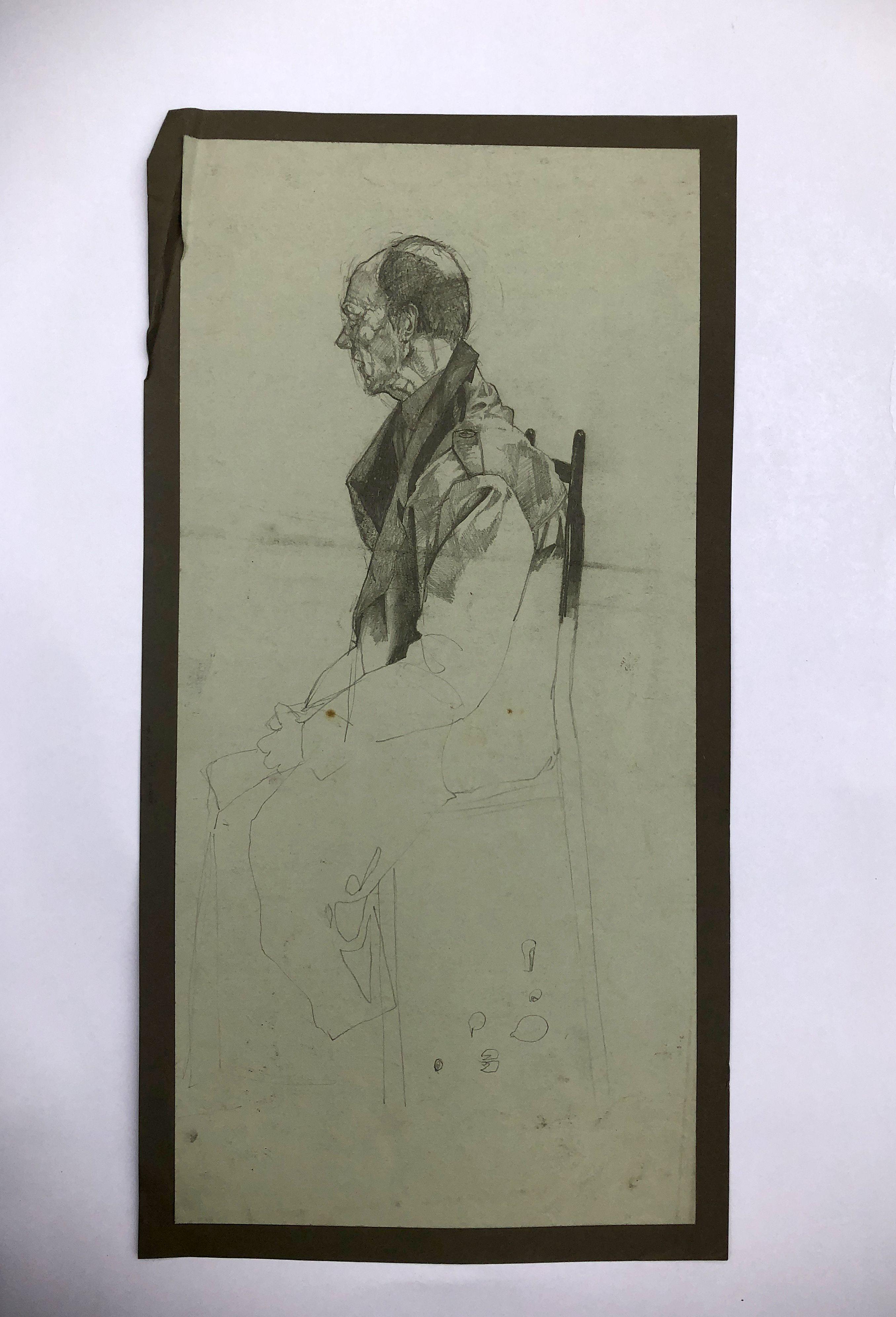 Edinburgh art school life drawing class 1980 84 art