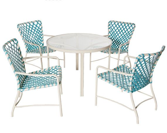 High Quality Vintage Tamiami Brown Jordan Patio Furniture