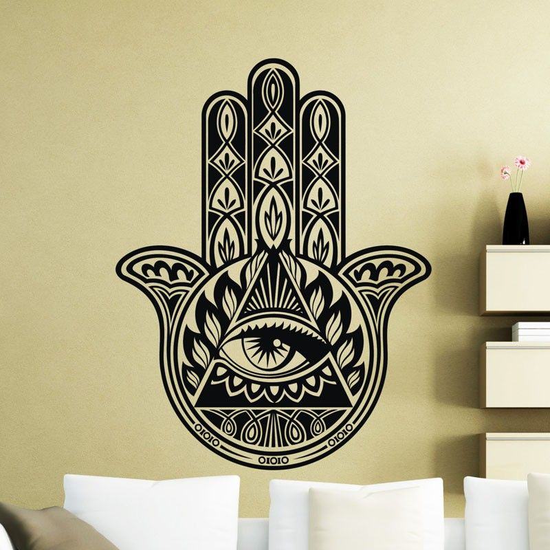 Awesome Hamsa Wall Art Pictures Inspiration - Wall Art Design ...