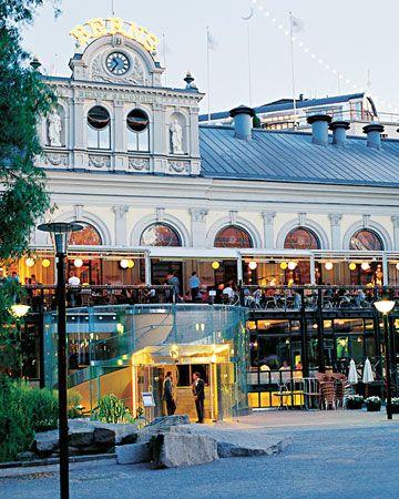 Berns Hotel Stockholm Sweden