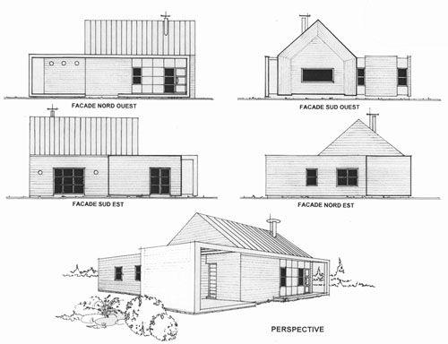JSIMO - Missions - Dossier Permis de Construire maison Pinterest