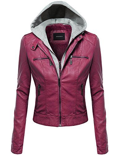 Detachable Hood Mag Https Leather Jacket Faux Quilted With Moto qAXTYZ0