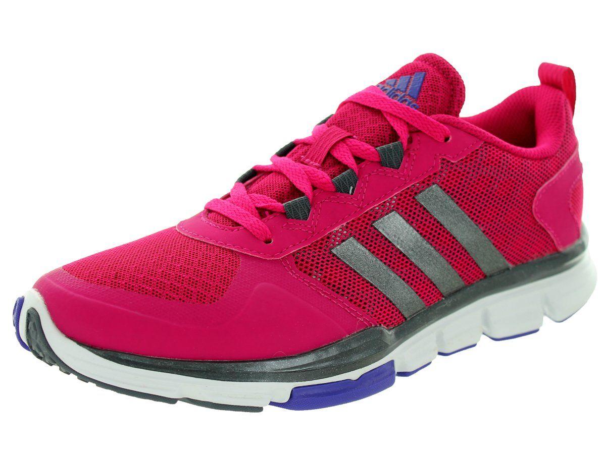 Adidas le velocità trainer 2 w bopink / carmet / onix scarpa
