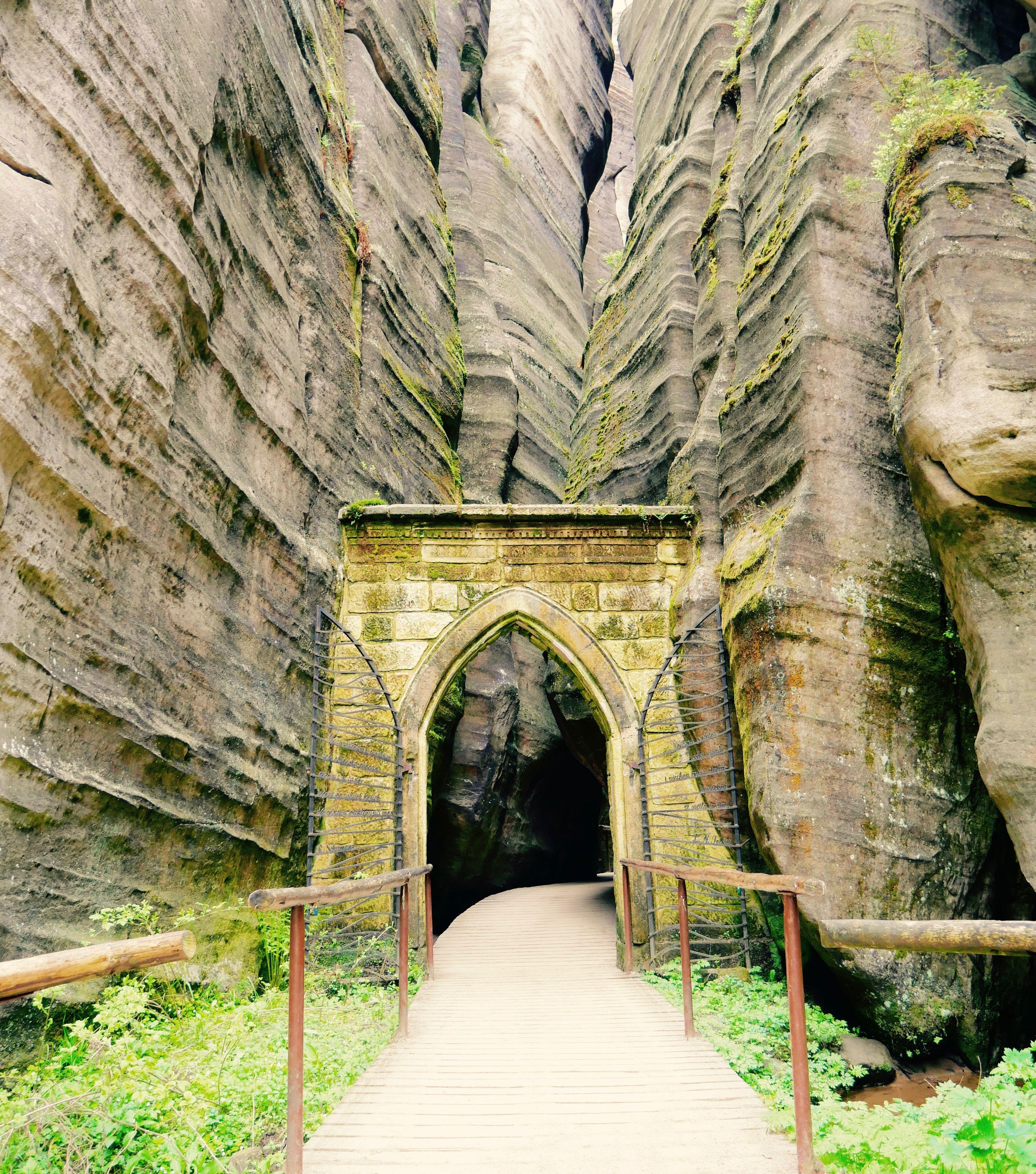 Adersbacher Felsenstadt - Ein besonderes Naturerlebnis - Naturreisen
