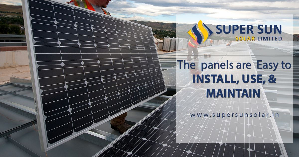 When You Choose A Solar Manufacturer Of Repute And Experience Like Super Sun Solar You Can Be Sure Of Getting Value For Money Sol Sun Solar Solar Solar Energy