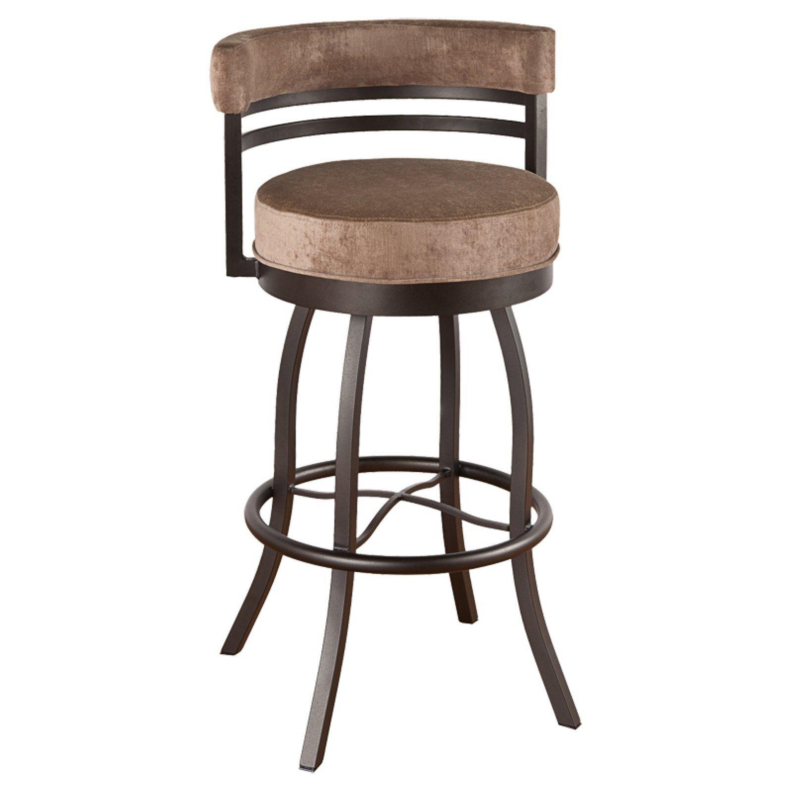 Callee Inc Americana 34 In Swivel Barstool With Cushion Bar Stools Bar Stools For Sale Swivel Bar Stools