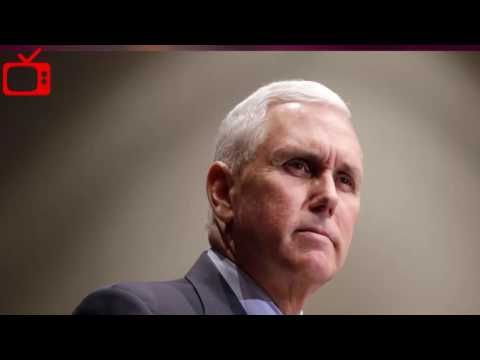 """Pence """"Not Offended"""" by Post Whow """"Hamilton"""" Message"""