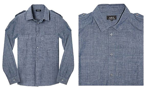 chambray fabric | Leave a Reply Cancel reply