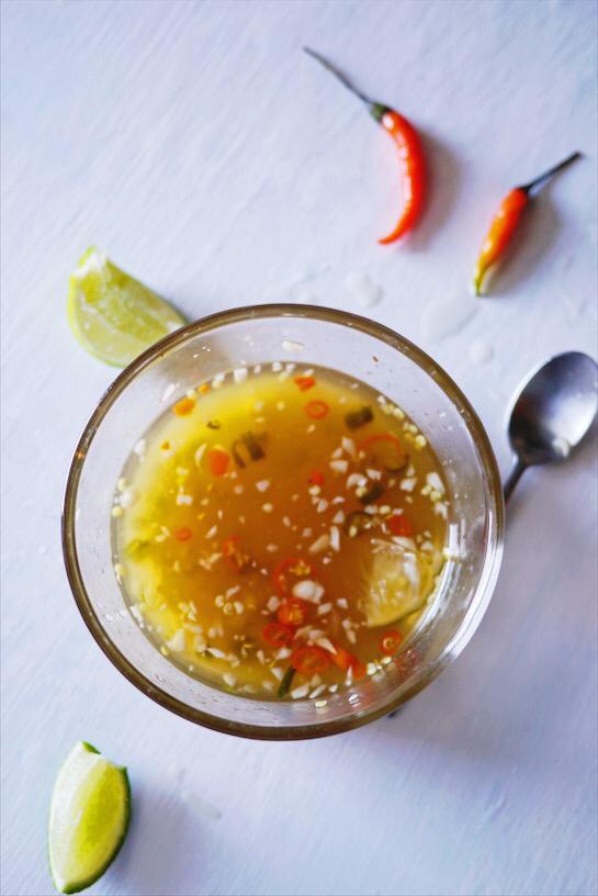 Nam Pla Prik | 5-Minute Thai Table Sauce | Thai Foodie