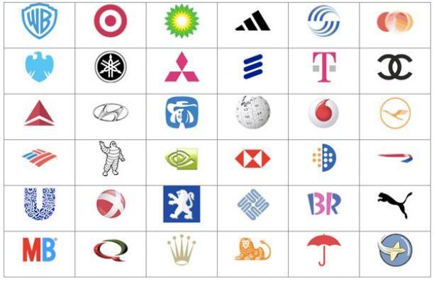 DIFFERENT LOGOS Logos Companies Logos Companies