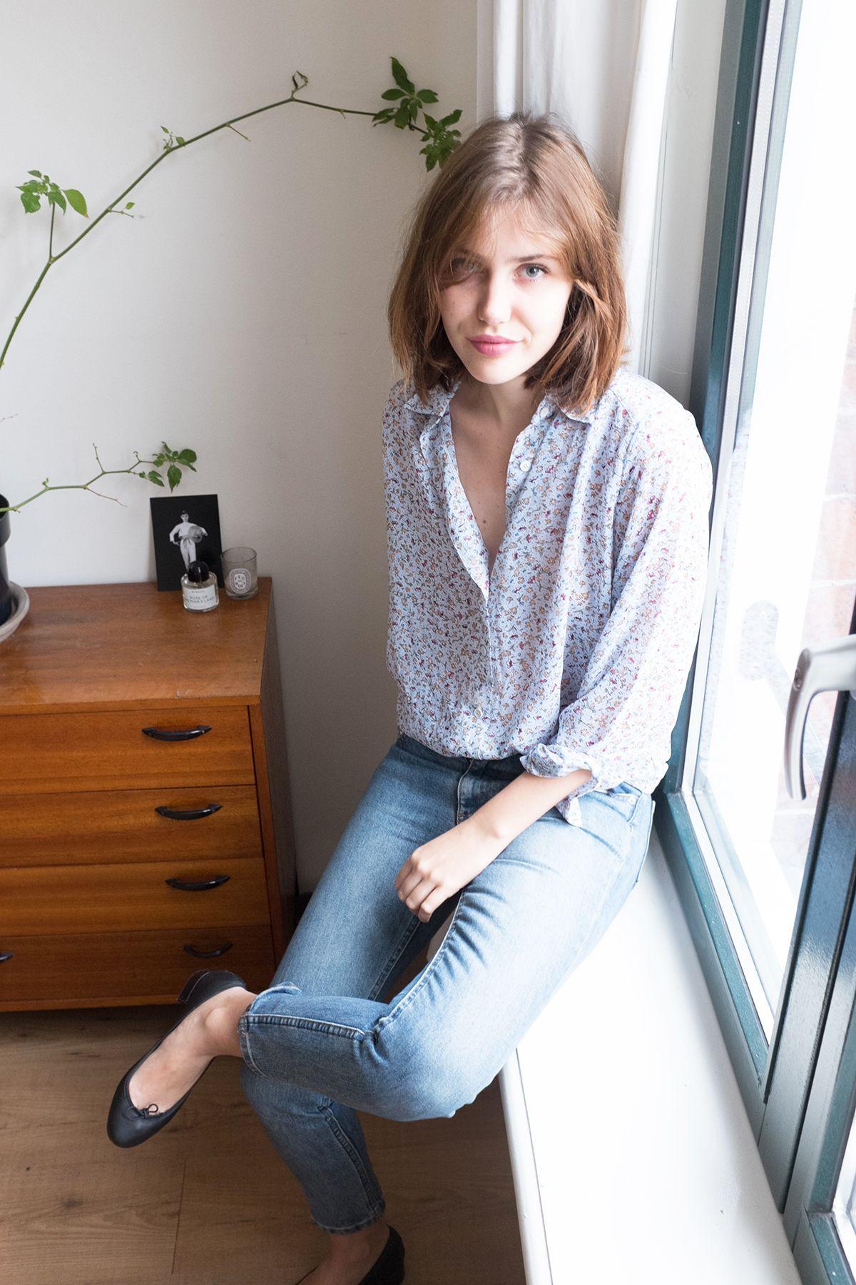 Apc Womens Jeans