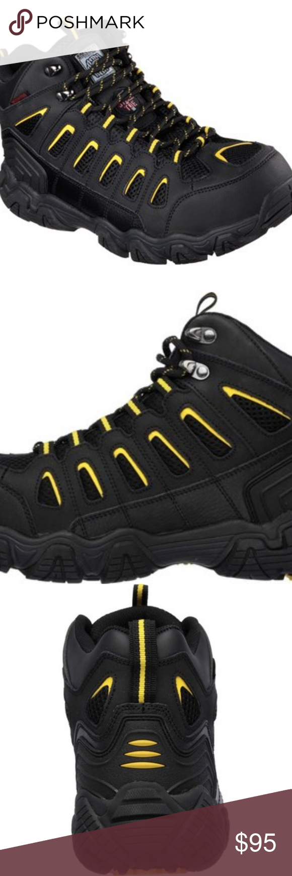 4f9fbe88d9eb9 Skechers Blais Bixford Steel Toe Work Boots 10.5 Brand new pair of Mens  Skechers Blais Bixford