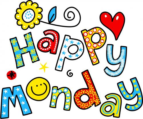 Happy Monday Printable Kidspressmagazine Com Happy Monday Quotes Monday Morning Quotes Happy Monday Images