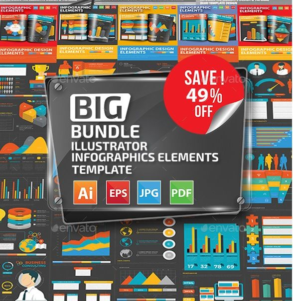 100+ Best infographic Templates For Your Business